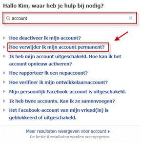 twee facebook accounts