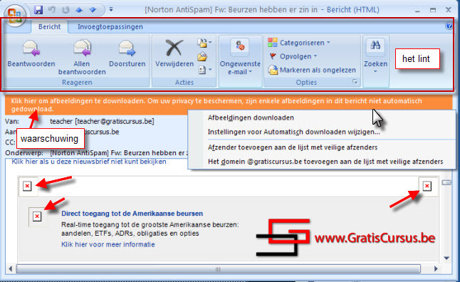 outlook mail automatisch downloaden